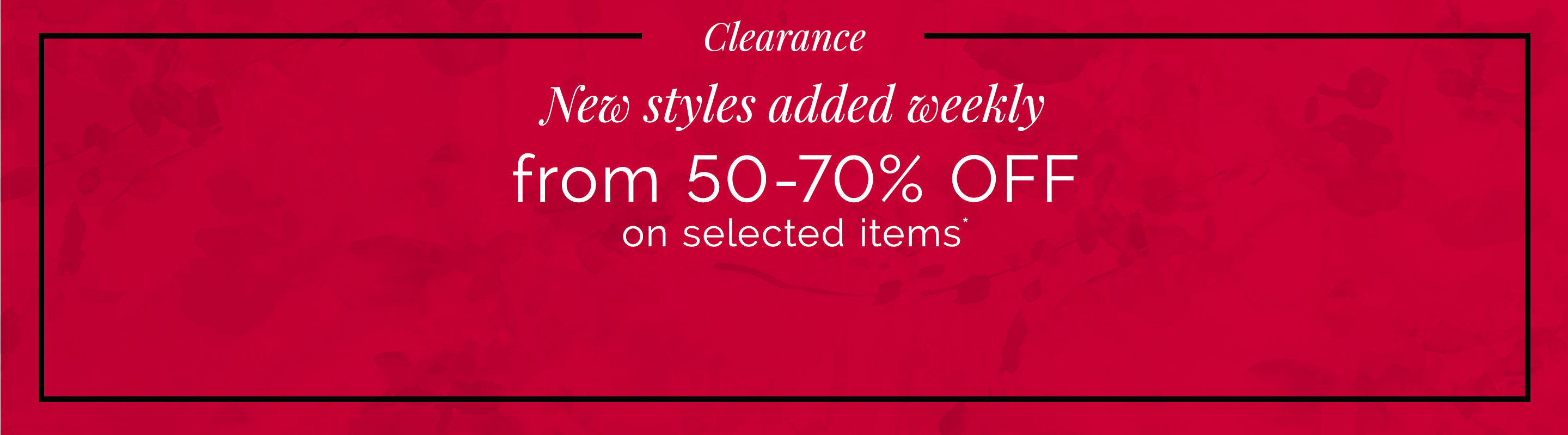 Shop Melanie Lyne Clearance