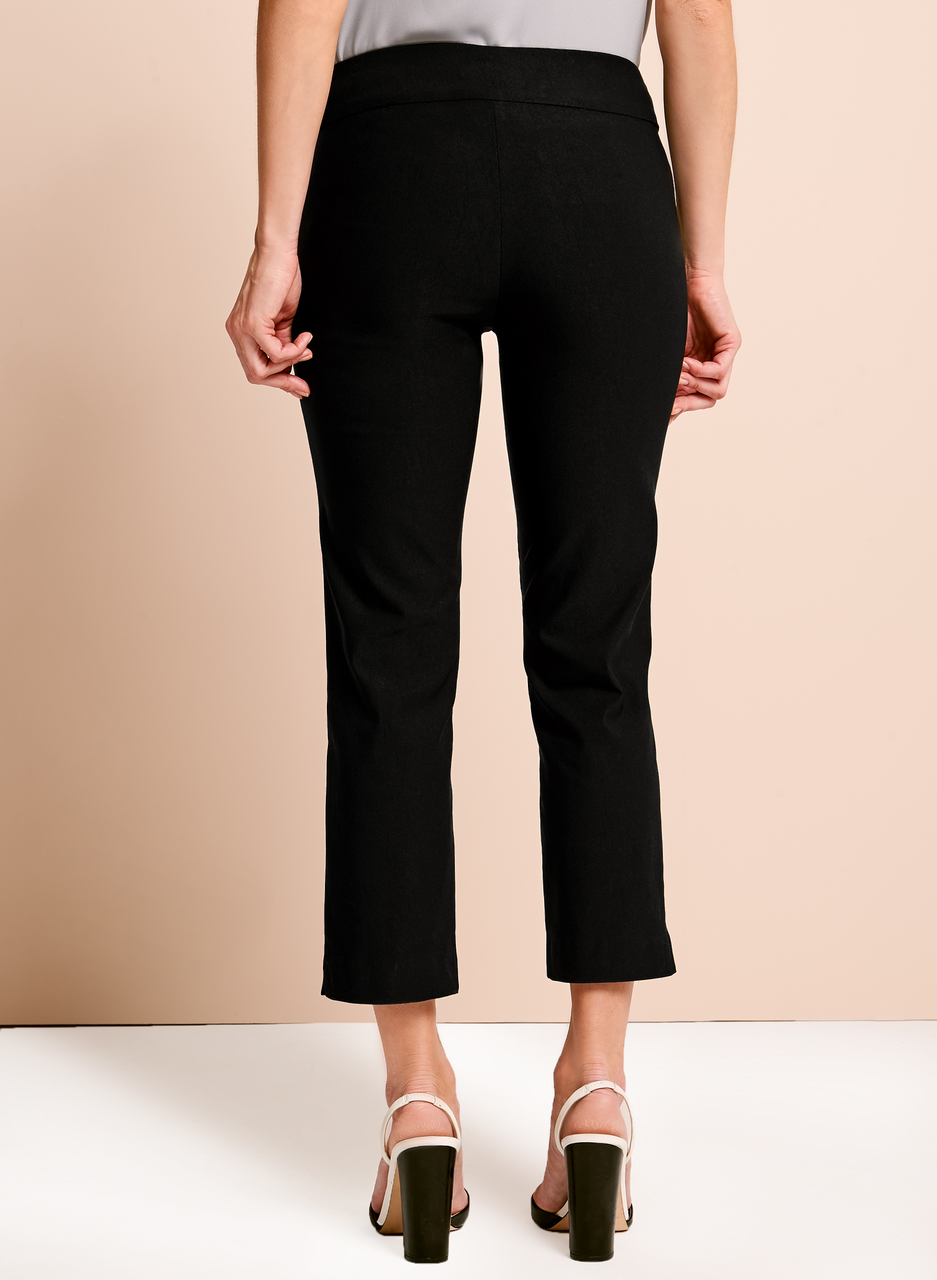 Capris. Shape up your wardrobe with fashionable bottoms like capris. With amazing styles for casual wear, exercising and even for the office, you're sure to find the perfect pants .