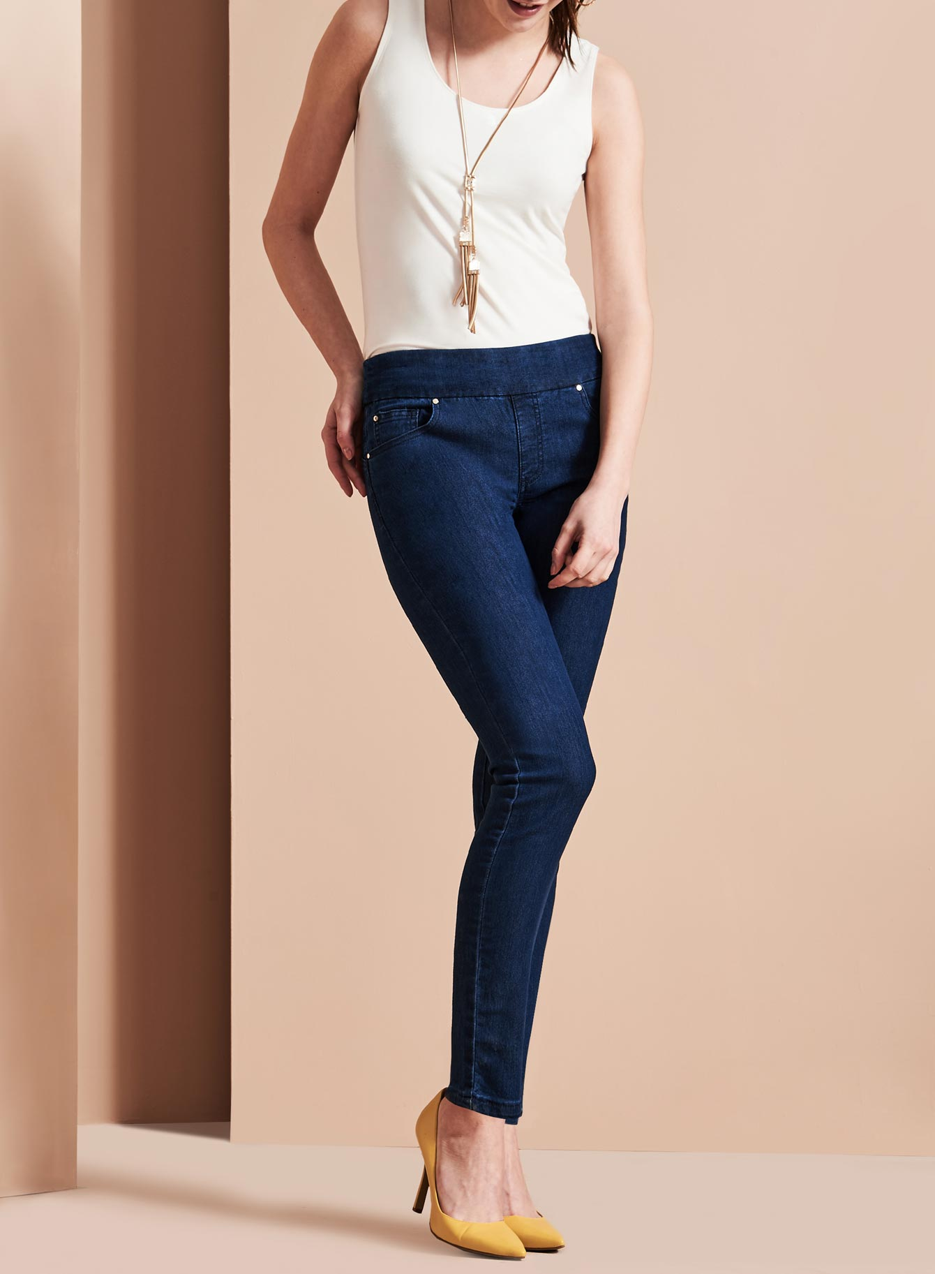 Simon Chang Slim Leg Jeans