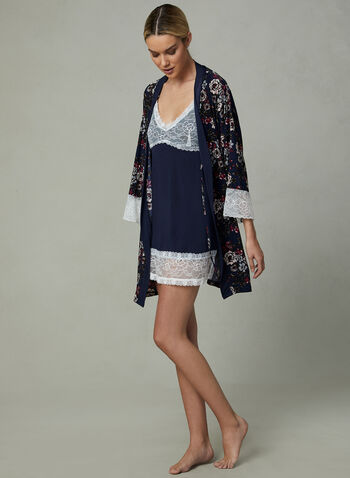 Nanette Lepore - Nightshirt Robe Set, Multi, hi-res