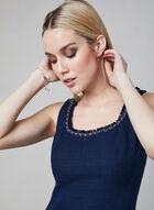 Karl Lagerfeld Paris - Sheath Dress, Blue, hi-res