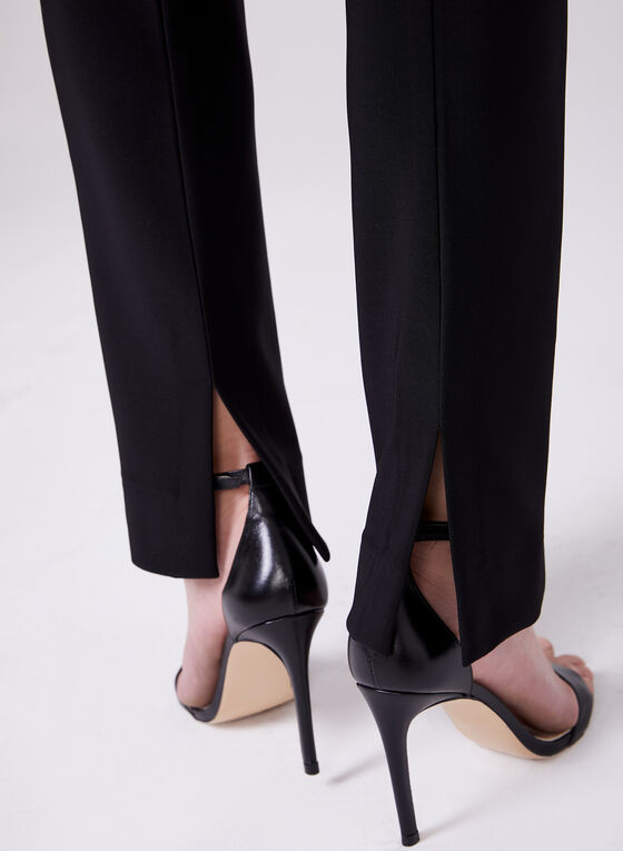 Joseph Ribkoff - Pantalon pull-on à jambe droite, Noir, hi-res
