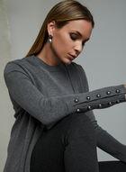 Kayla Ponte de Roma Leggings, Grey, hi-res