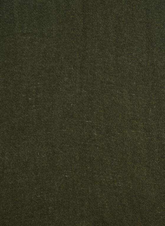 Textured Pashmina Scarf, Green, hi-res