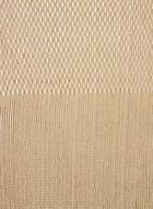 Knit Fringe Scarf, Gold, hi-res