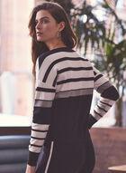 Alison Sheri - Pull à blocs de couleur, Noir