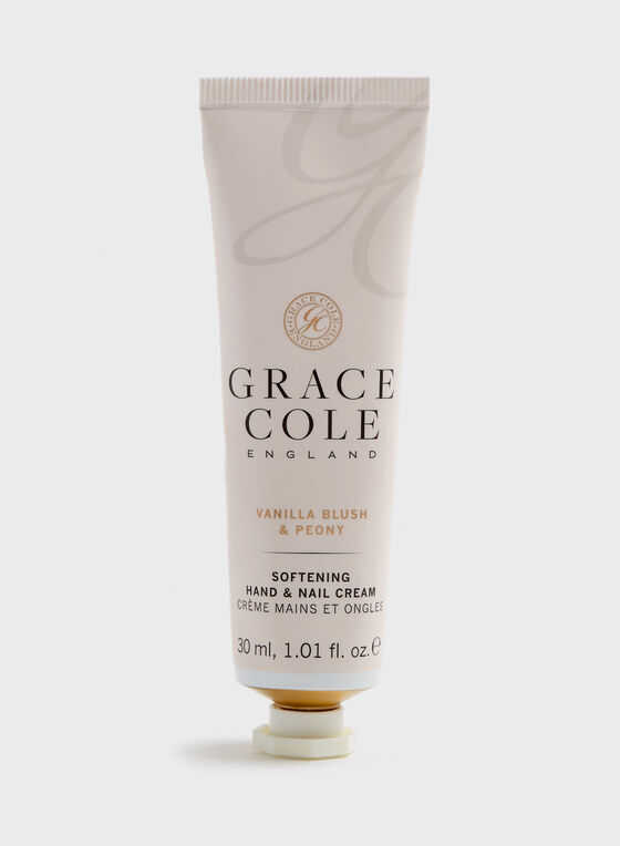Grace Cole - Vanilla Blush & Peony Hand & Nail Cream, Multi, hi-res