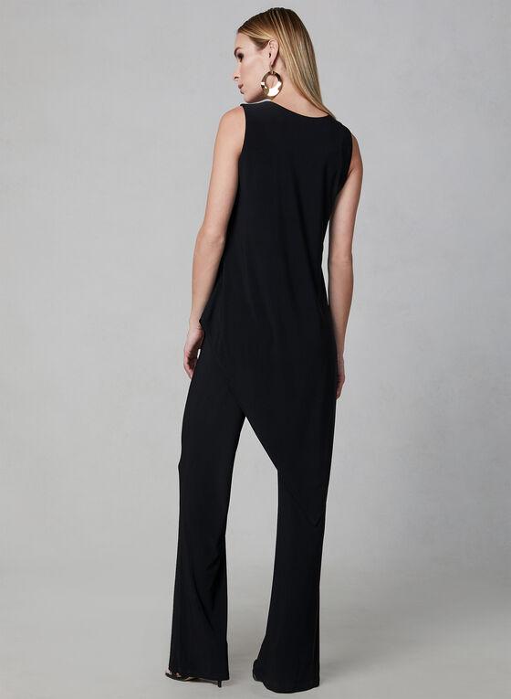Joseph Ribkoff - 2 Piece Jumpsuit, Black, hi-res