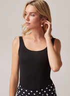 Basic Tank Top, Black