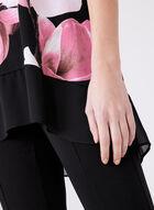 Frank Lyman - Sleeveless Floral Top , Multi, hi-res