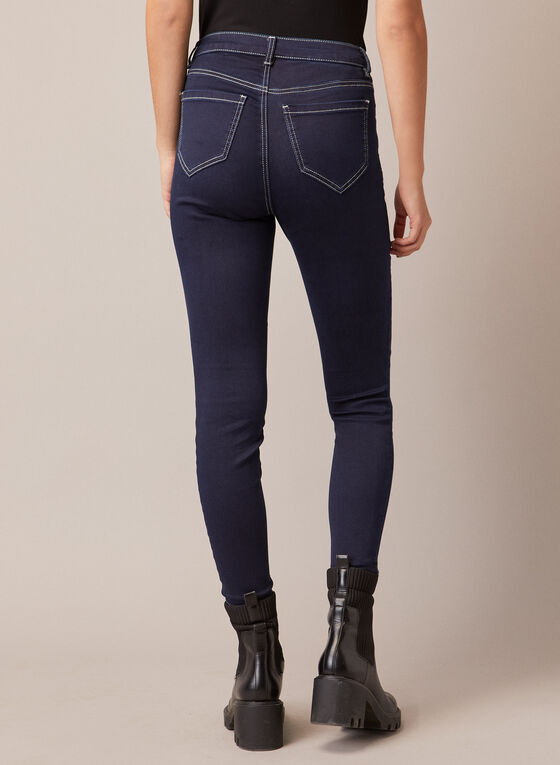 Super Soft Slim Fit Jeans, Blue