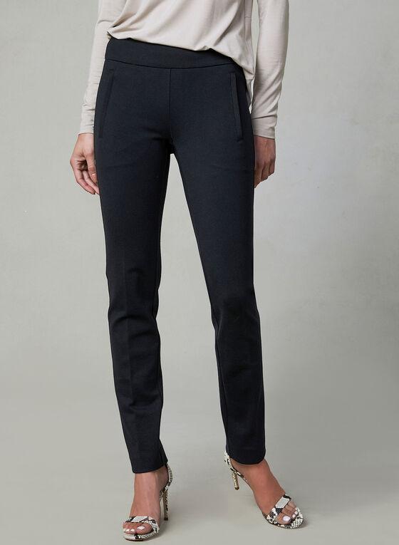 Pantalon Madison à poches zippées, Noir, hi-res