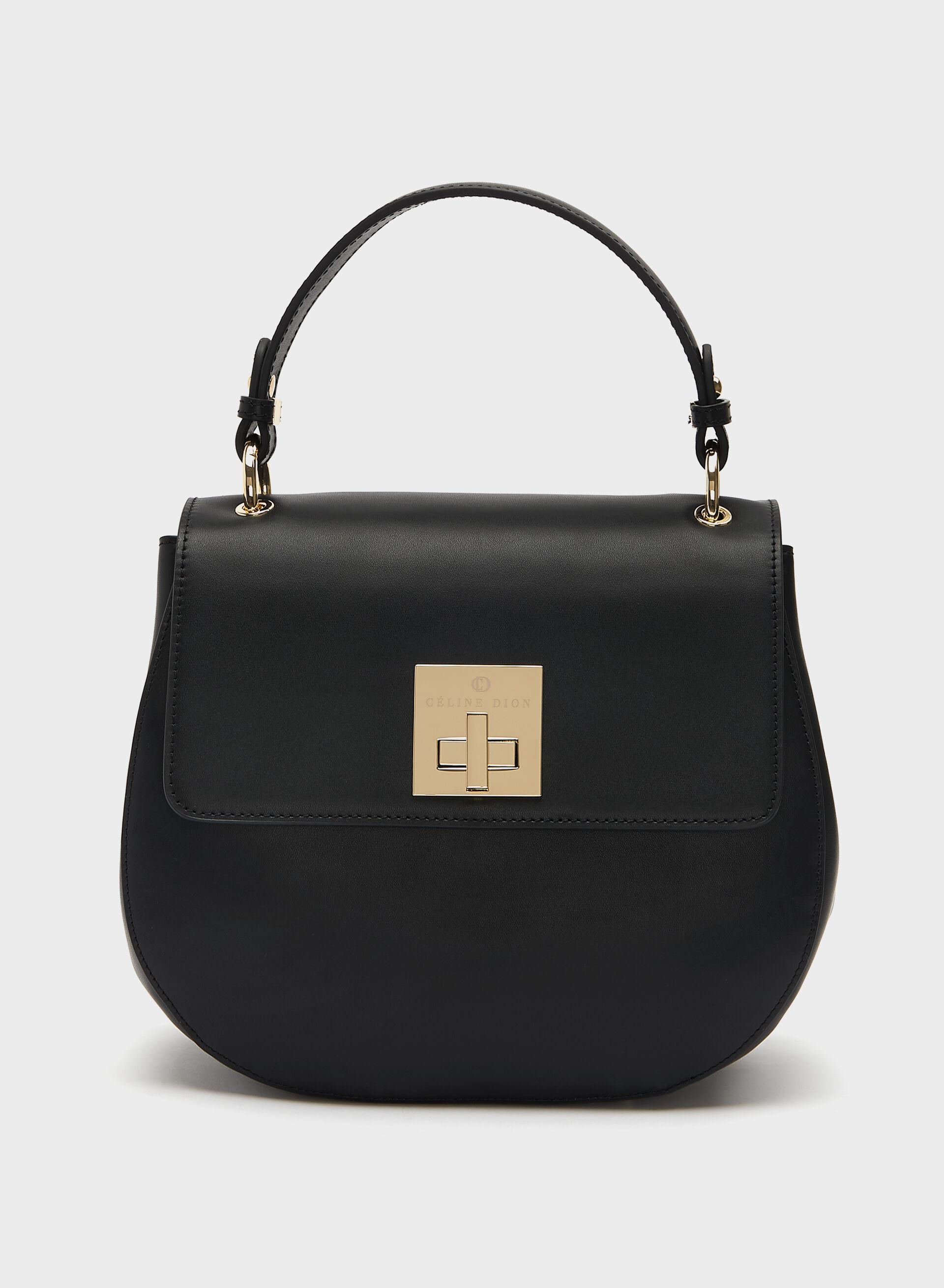 Céline Dion - Nappa Leather Handle Bag