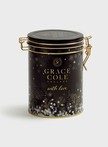 Grace Cole - Home Sanctuary Fragrant Candle, Red, hi-res