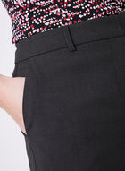 Louben - Pantalon à jambe droite , Gris, hi-res