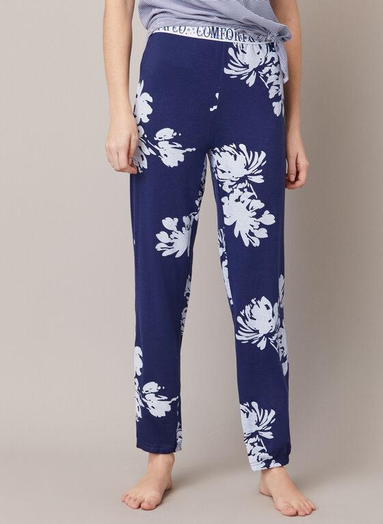 Two-Piece Pyjama Set, Blue