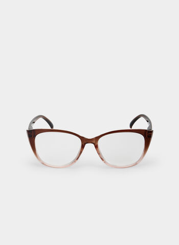 Cat Eye Glasses, Brown,  Canada, glasses, readers, plastic frames, cat eye, fall 2019, winter 2019