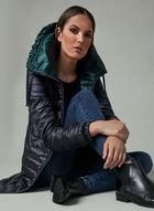 Nuage - Manteau matelassé en duvet compressible, Bleu, hi-res