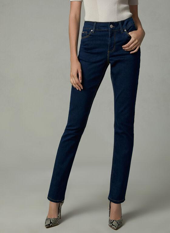 Carelli Jeans - Jean à jambe droite, Bleu, hi-res
