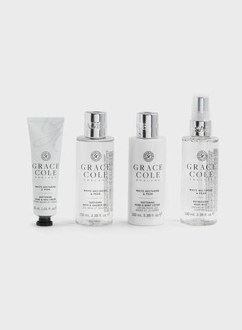 Grace Cole - Body Care Travel Set, Black, hi-res