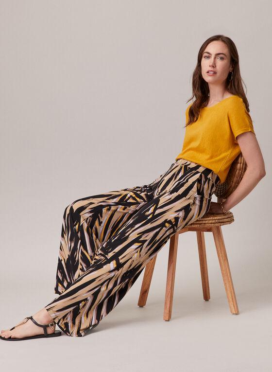 Alison Sheri - Short Sleeve Top, Yellow