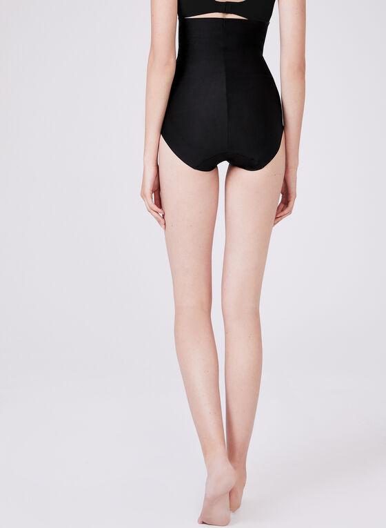 Body Hush - Culotte taille haute sculptante, Noir