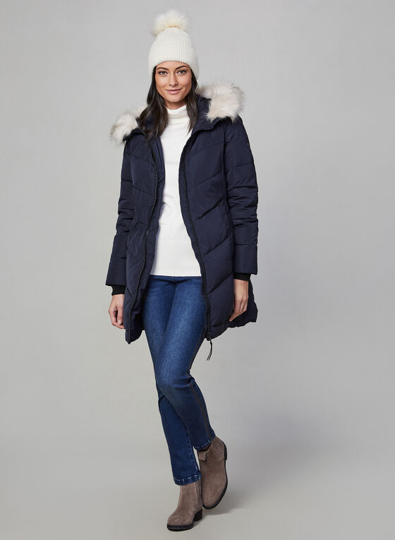 Novelti - Down Coat, Blue