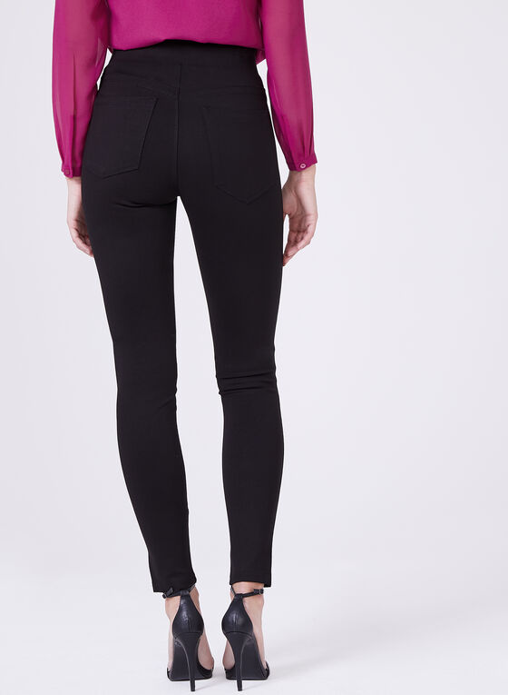 Lola Jeans - Legging à taille mi-haute, Noir, hi-res