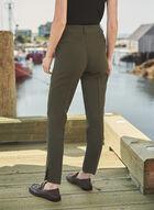 Giselle Slim Leg Pants, Green