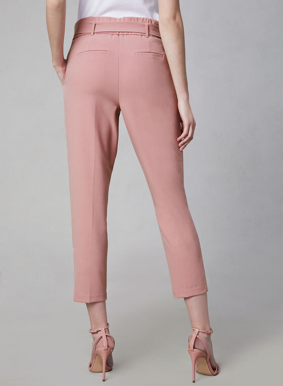 Chapter One - Belted Pants, Pink