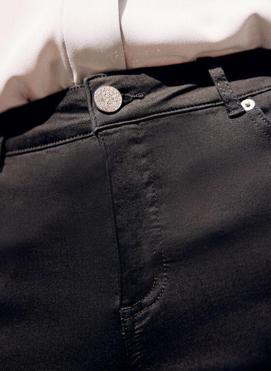 Super Soft Slim Leg Jeans, Black