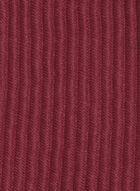 Écharpe pashmina texturée à franges, Rouge, hi-res