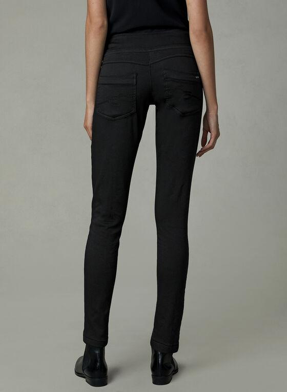 Carreli Jeans - Slim Leg Jeans , Black, hi-res