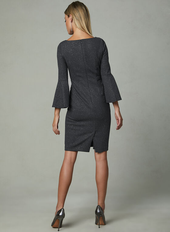 Vince Camuto - Sparkle Dress, Grey, hi-res