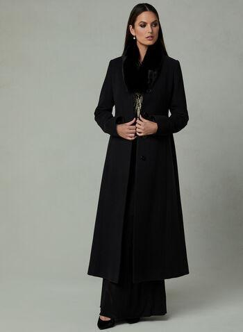 24f6238d938 Wool & Faux-Fur Coats |Women's Outerwear | Melanie Lyne