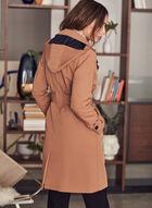 Novelti - Belted Trench Coat, Brown