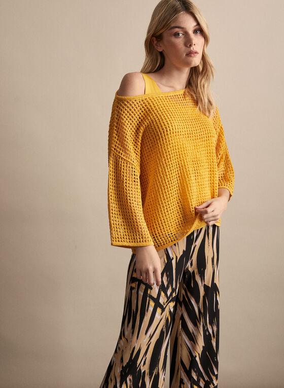 Alison Sheri - Basic Tank Top, Yellow