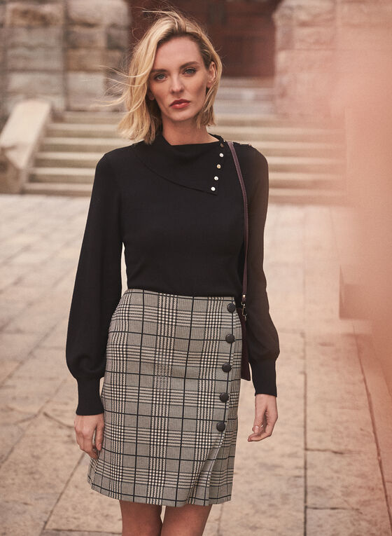 Perfect in Plaid,