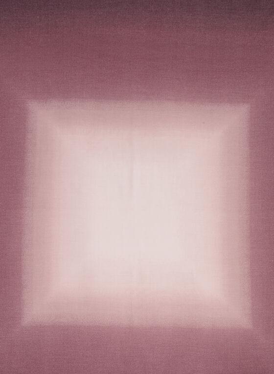 Foulard carré à effet dégradé, Violet, hi-res