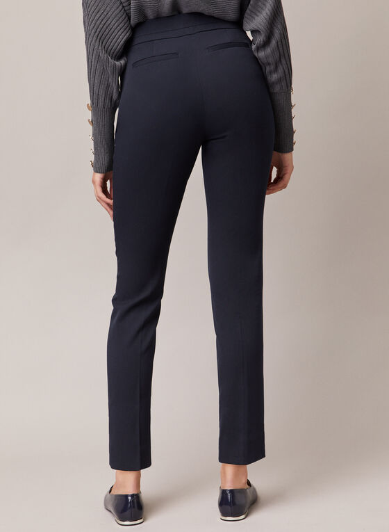 Amber Ankle Length Pants, Blue