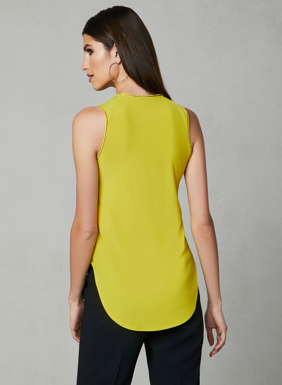 Joseph Ribkoff - Sleeveless Blouse, Green, hi-res
