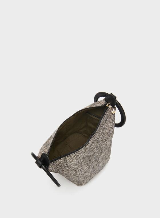 Céline Dion - Canvas Mini Bucket Bag, Black, hi-res