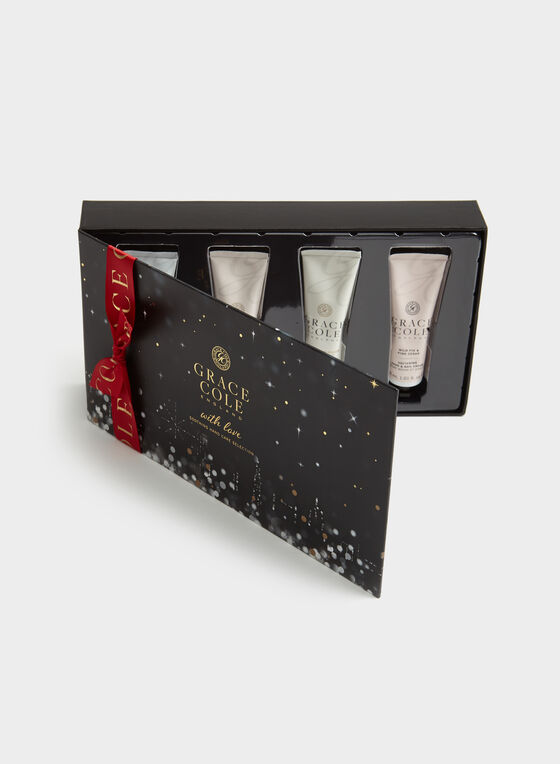 Grace Cole - Elegant Touch Hand Cream Gift Set, Red, hi-res