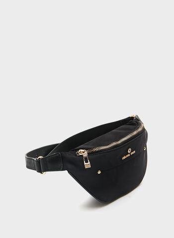 CÉLINE DION - Sac banane collection Presto, Noir, hi-res