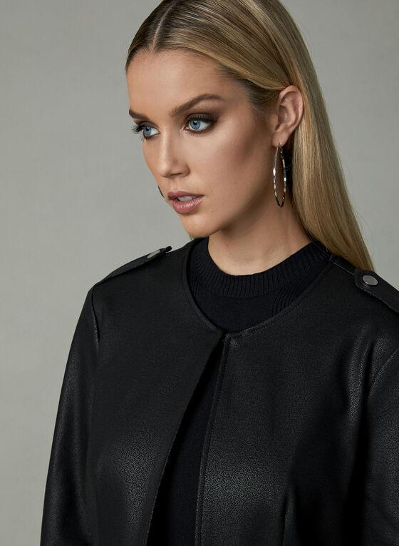 Frank Lyman - Convertible Jacket, Black, hi-res