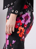 Floral Print Pencil Skirt, Multi, hi-res