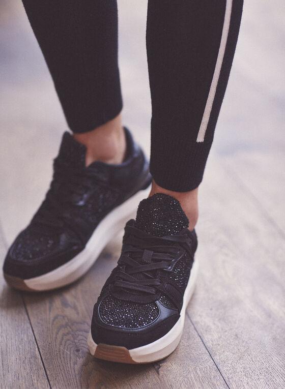 Alison Sheri - Pull-On Jogger Pants, Black