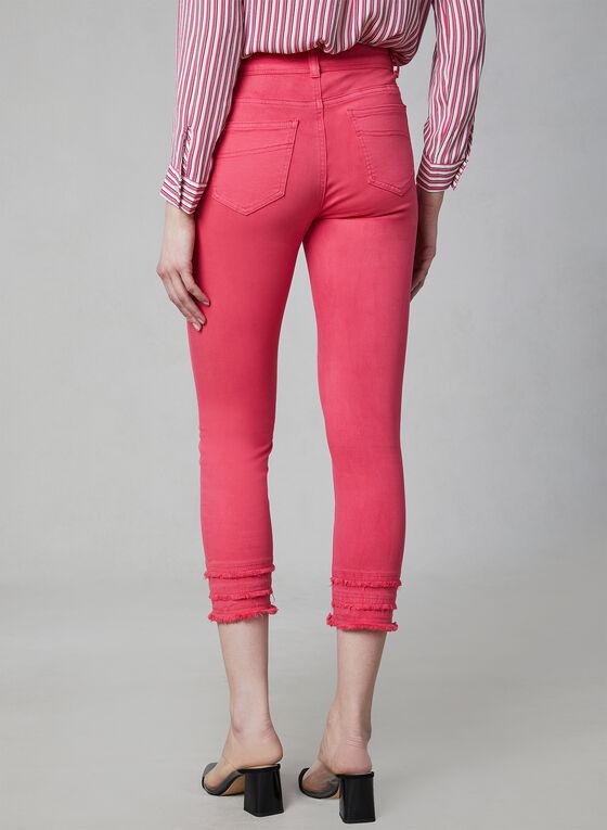 Charlie B - Capri Jeans, Pink
