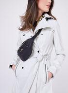 Novelti - Softshell Trench Coat, Silver, hi-res