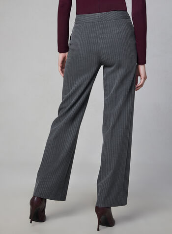 Wide Leg Soho Pants, Grey, hi-res,  fall winter 2019, wide leg, soho, pockets